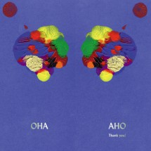 Oha Aho – Thank you! LP